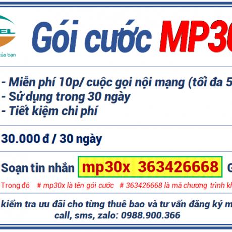 mp30x